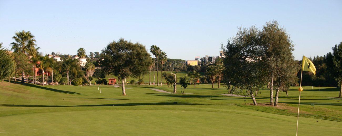 Santa Clara 1st hole